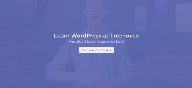 Zac Gordon Treehouse WordPress Teacher
