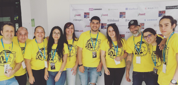 WordCamp San José 2017 Volunteers