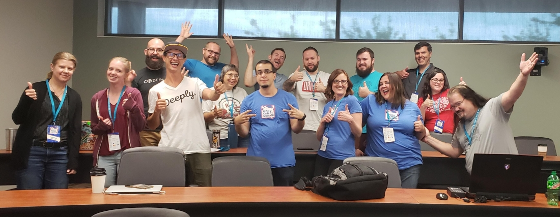 WordCamp Omaha React and Block Workshop with Zac Gordon